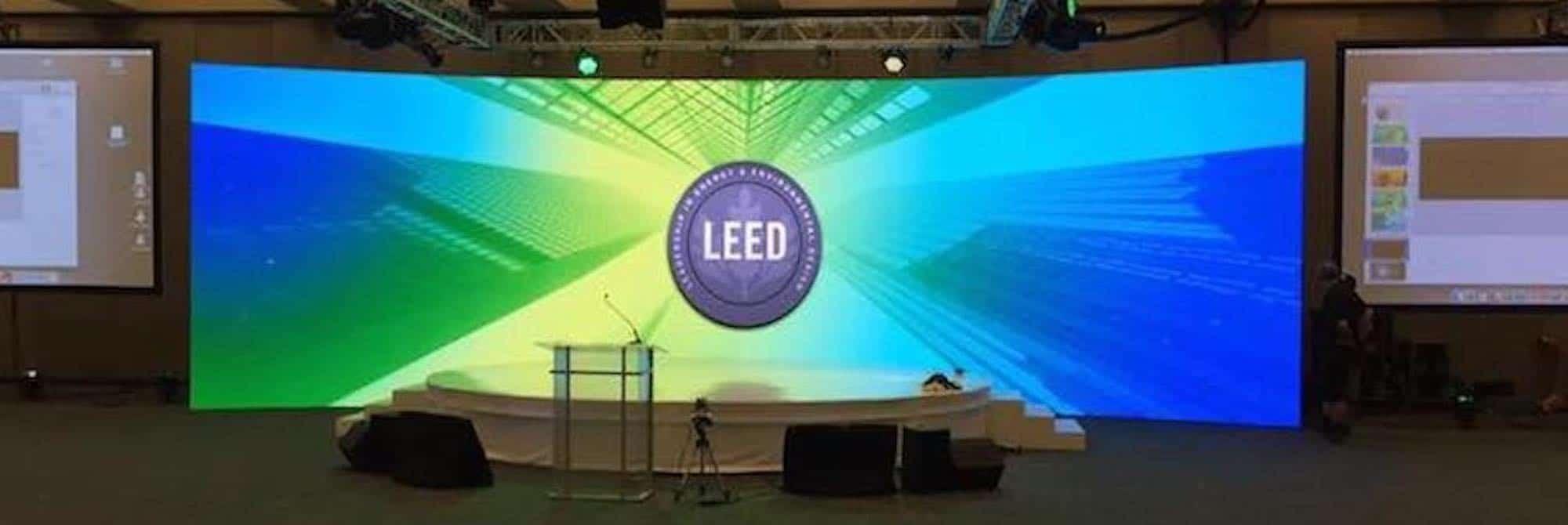 Audio and Video Equipment Rentals | LED Video Screen Rental